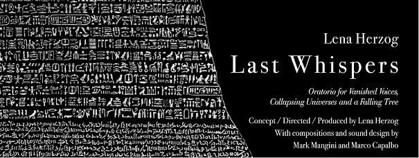 Last Whispers