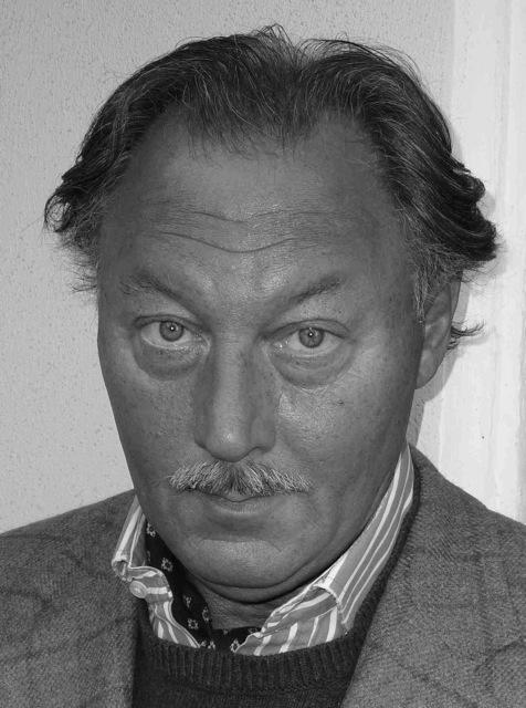 Haralampi G. Oroschakoff (Foto: Diana von Hohenthal)